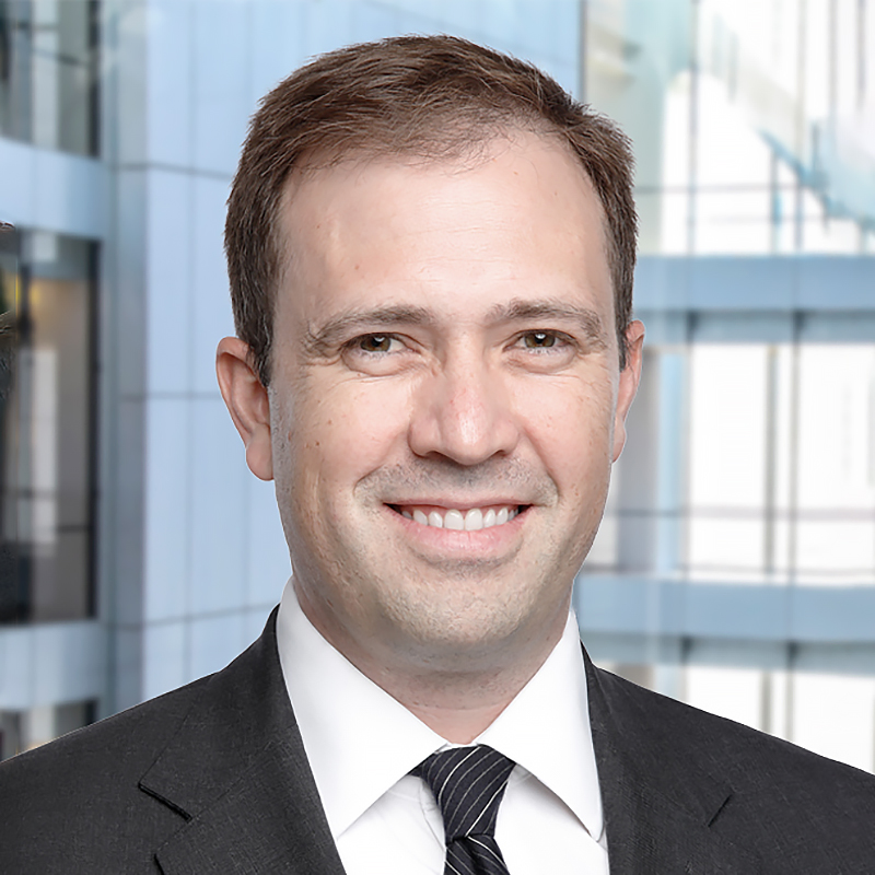 Bryan McDonnell, managing director for PGIM, stated that the CMBS market reveals much more discipline than in the last cycle. Image courtesy of PGIM