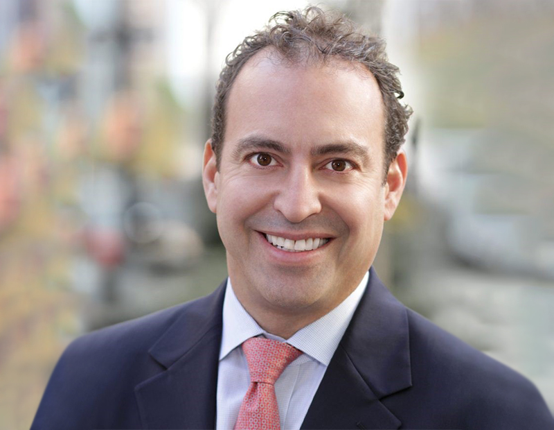 Michael May, President, Silverstein Capital. Image courtesy of Silverstein Capital