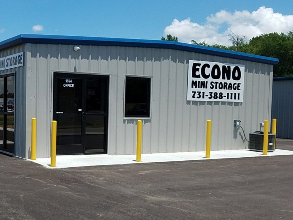 Econo Mini Storage.