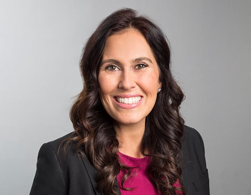 Najla Kayyem, Senior Vice President of Marketing, Pacific Retail Capital Partners. Image courtesy of Pacific Retail Capital Partners