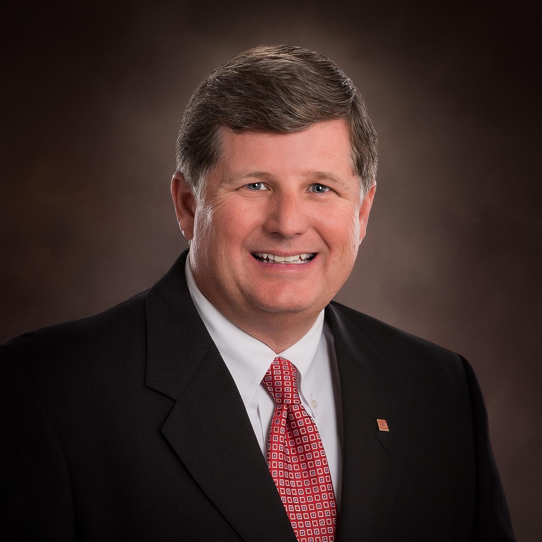 Eddie Blanton, CCIM Institute president. Image courtesy of CCIM Institute