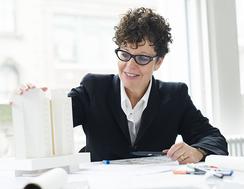 Nancy Ruddy, Co-Founder & Founding Principal, CetraRuddy