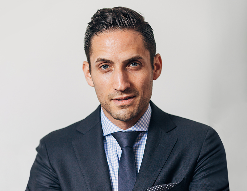Ami Ziff, Director of National Retail, Time Equities