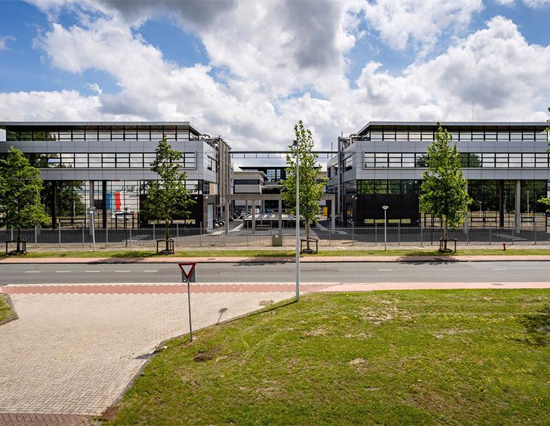 Ascendas REIT data center in Gyroscoopweg Amsterdam