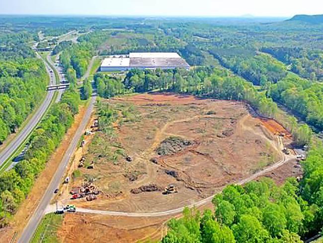 Carolina 85 Logistics Center, Kings Mountain, N.C.
