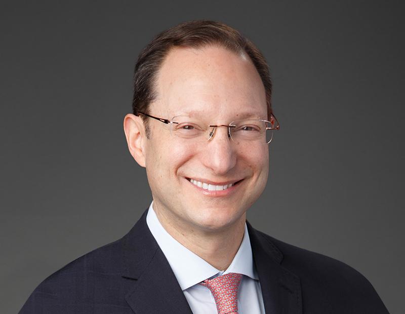 David Rosenbaum, Managing Principal, WHI Real Estate Partners