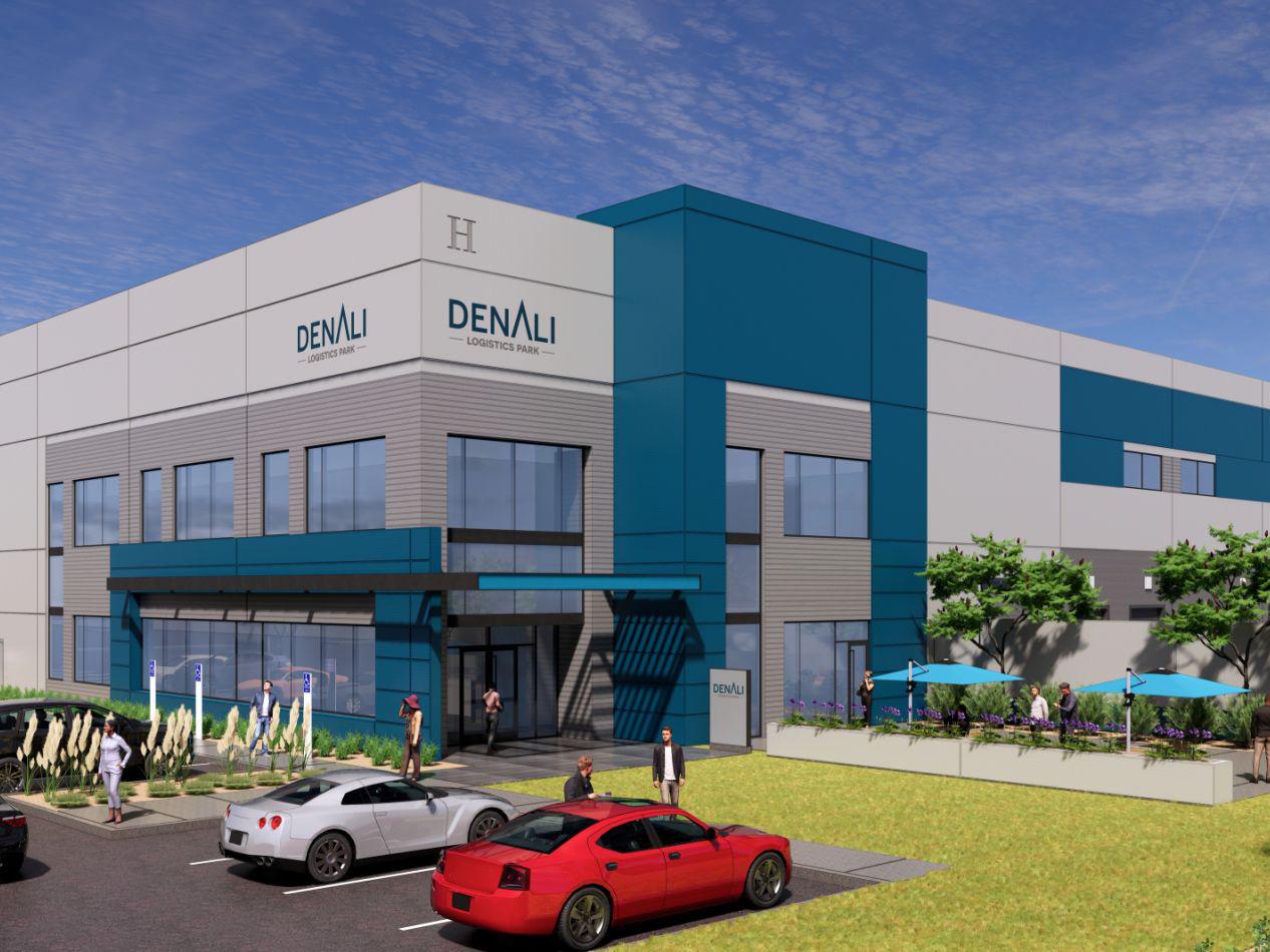 Denali Logistics Park at Box Elder, Aurora, Colo.