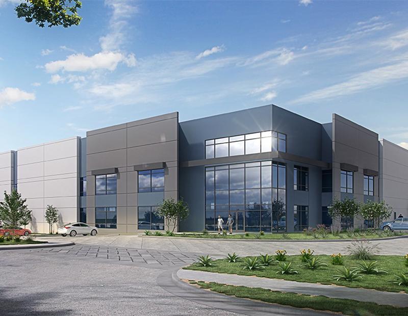 Fontana Logistics Center