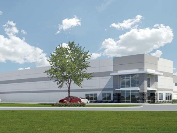 Seton Lake Logistics Center, Houston