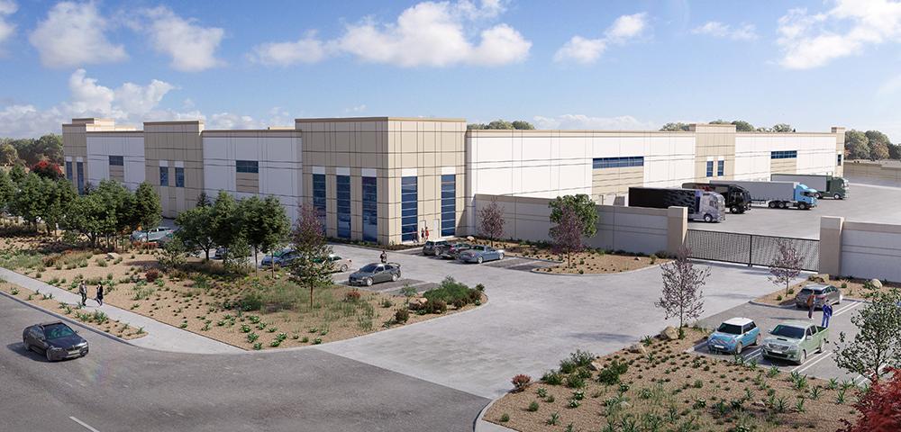 Sierra Industrial Center