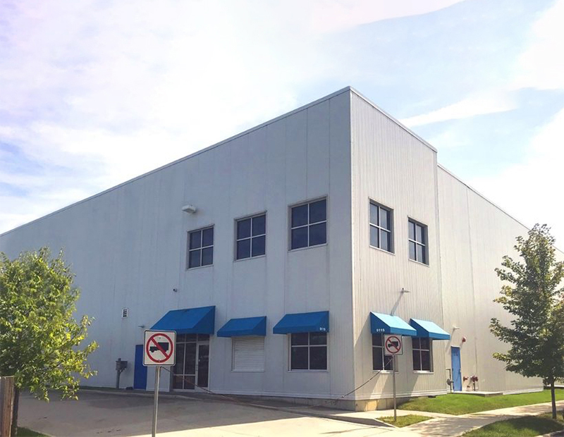 Chicago-based Karis Cold Storage purchased this 42,000-square-foot cold storage building at 5115 S. Millard in Chicago's Brighton Park neighborhood for $7.5 million.