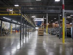 CarParts.com Grand Praire Distribution Center, Grand Prairie, Texas
