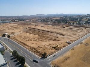 Knox Logistics VII site, Riverside County, Calif.