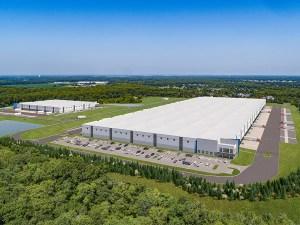 Millstone 8 Logistics Center, New Jersey