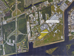 NASA New Orleans IRG Development Site