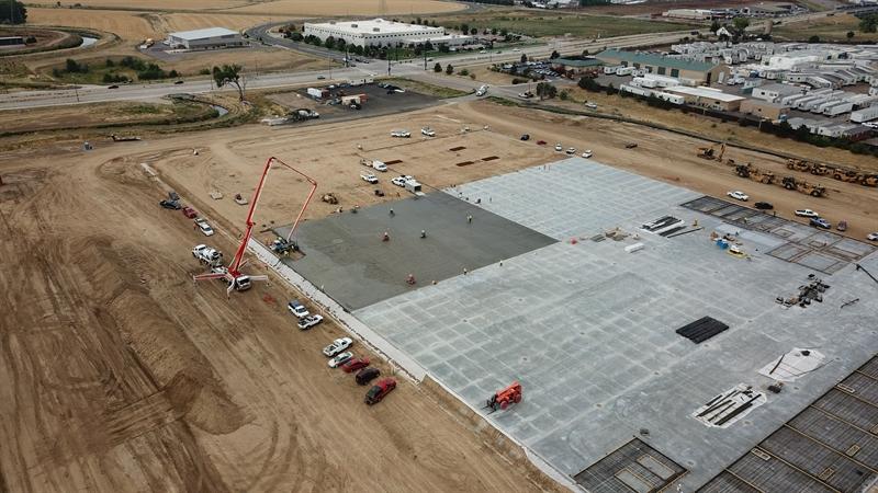 Building 1 site at 104th Commerce Park