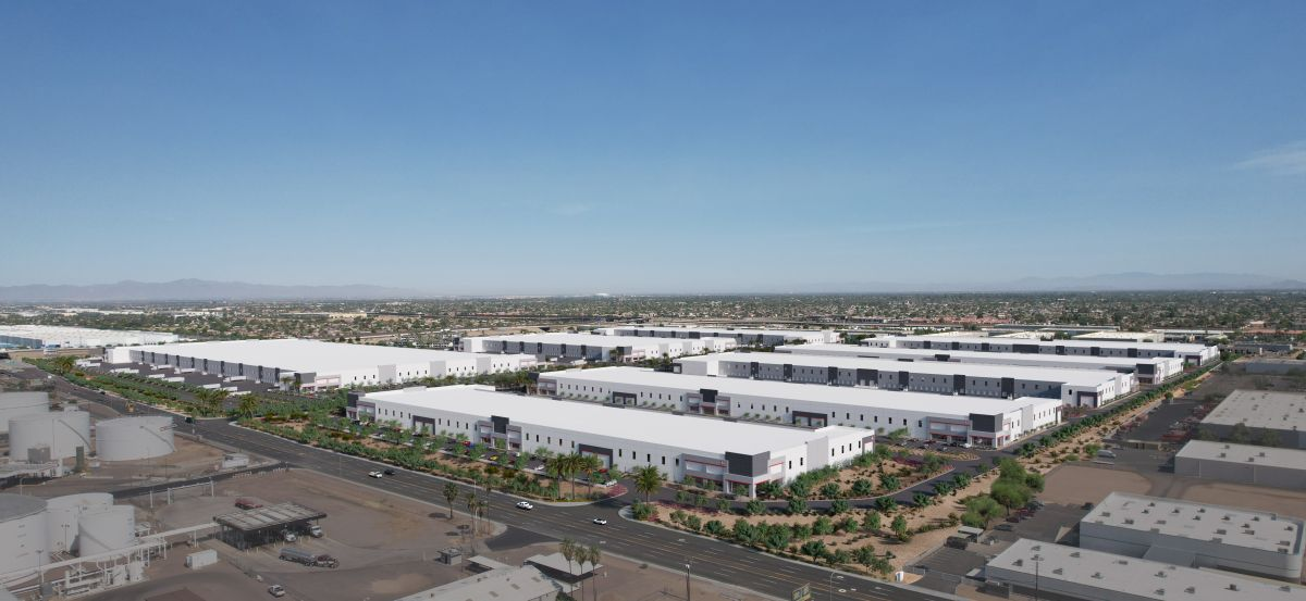 CapRock West 202 Logistics, Phoenix